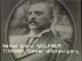 Néhai báró WOLFNER TIVADAR, Újpest díszpolgára
